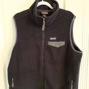 Men's Patagonia extra large black vest